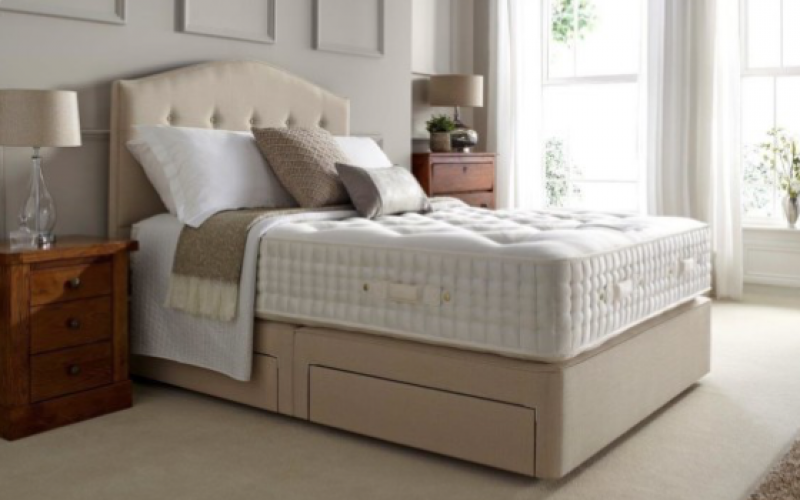 Harrison Spinks is a renowned British mattress manufacturer