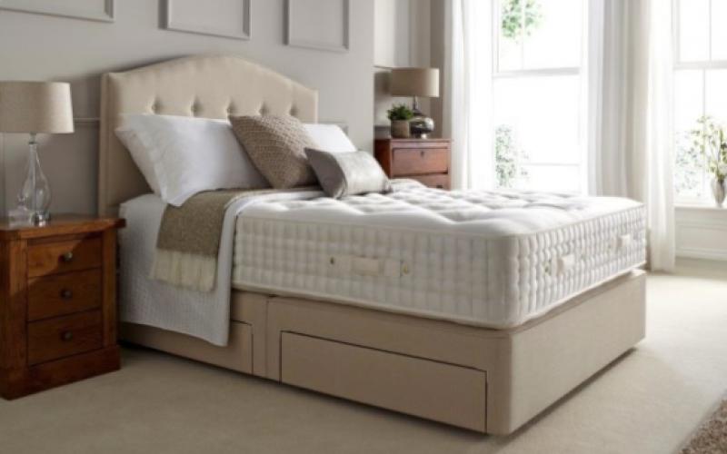 Harrison Spinks is a renowned British mattress manufacturer