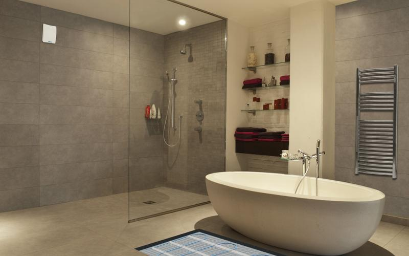 Your bathroom can purr softly rather than clunk, whoosh and thunder