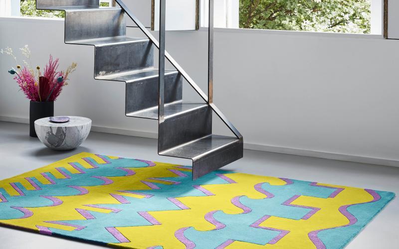 Dipylon NZ wool rug Floor Story
