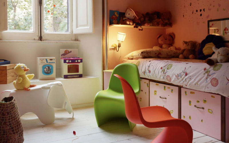 Vitra design kids' furniture