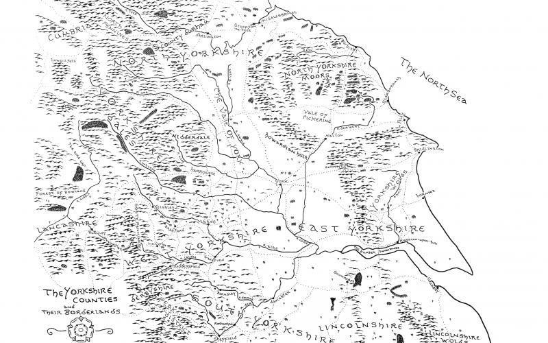 Nick's Bespoke Maps