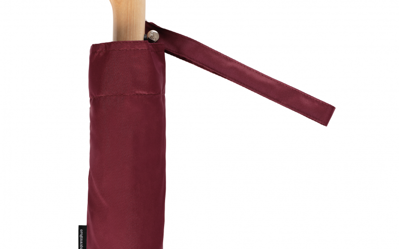 Wooden duck handle and PET fabric umbrella from Yorkshire Wildlife Trust