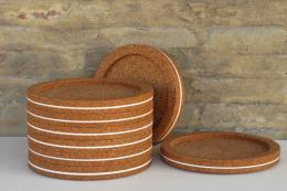 US designer Daniel Michalik's Massimo hand washable stacking plates