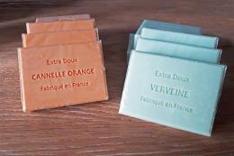 pure soaps from France