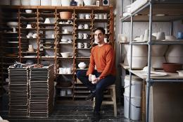 Billy Lloyd, ceramicist