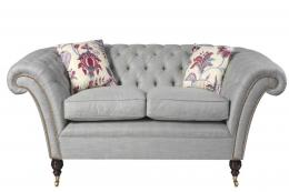 Millais sofa, from £2,800, by I & JL Brown. www.brownantiques.com