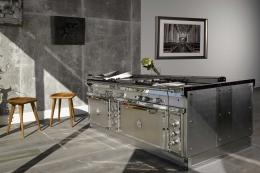 Ok, dream on..but should you win the lottery you could invest in Officine Gullo's splendid 188 cooking island. Product will last a lifetime, is fully recyclable.