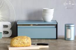 Blue kitchen - Brabantia's got the accessories you need in the colours that go