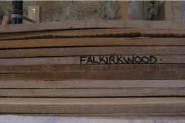 You can deal directly with Falkirk Wood, which sources wood from central Scotland. www.falkirkwood.co.uk