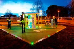 The Great Outdoor Gym Company allows everyone to get fit and generate electricity in the process