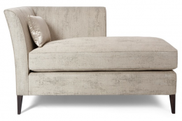 Amalie chaise by the Sofa & Chair Company, from £1,865. www.thesofaandchair.co.uk