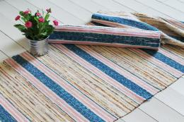 Vintage Swedish rag rugs from The Northern House