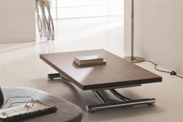 Reno table from Furl can be a coffee table, a desk and an 8-seater dining table. From £895, www.furl.co.uk