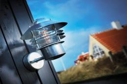 LED is great for outdoor lamps because you don't need to change the bulbs for years! www.lighting-direct.co.uk