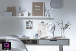 Dimplex DXRCF 5 watt rechargeable cooling fan - ideal for desks, £29.99