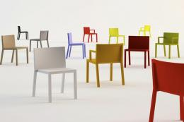 Han chairs by Gabbertas Studio