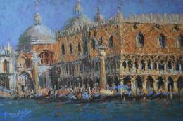 Venice in the Sun by Simon Hodges