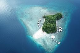 The MahaRaja Eco Dive Lodge - keep it emissions free
