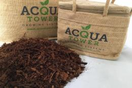 grow your plants in this coir medium which comes with the kit