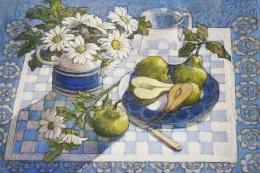 Flowers by Ann Wilkinson