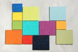Colours galore!