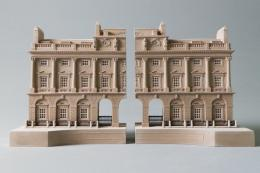 Somerset House bookends