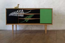 Revamped sideboard by Lucy Turner