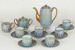 A beautiful 1930s/40s Japanese Noritake coffee service, est £80-£120