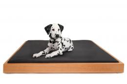 FSC-certified beech wood dog bed , £210, from www.naturehome.com