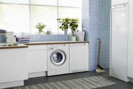 Swedish ISE washing machine are made to last at least 21 years. The A++ W288eco spins at 1800rpm for drier washing, £1,099