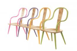 Rockingham oak or ash chairs from The Chair Men. From £425. www.thechairmen.co.uk