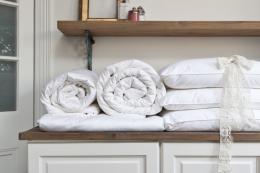 Silksleep offers silk-filled duvets