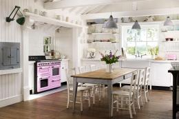 The world's your oyster when it comes to colour..Smeg's TR4110 in pink