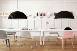 Muuto's Under The Bell light, £499, www.thelollipopshoppe.co.uk
