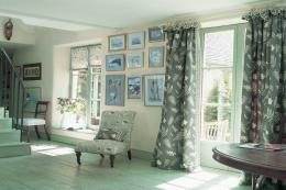 Fabrics from Vanessa Arbuthnott's Woodland collection, £43 per metre