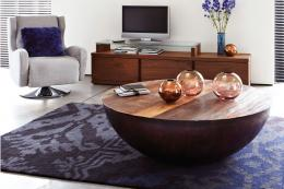 T620 mid century modern style oak coffee table from Benchmark Furniture, £1,210