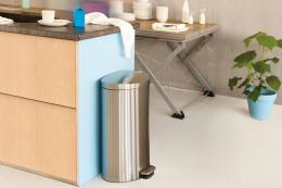 Flatback bins have bronze Cradle-to-Cradle certification