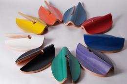 Lilipad comes in fabulous colours