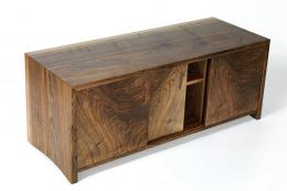 Credenza by cabinet maker Daniel Lacey. www.daniellacey.com