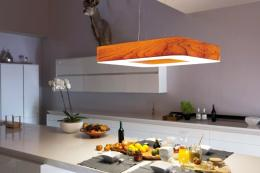 Cuad suspension light by Burkhard Dammer. Choose from many colours. T5 electrical technology