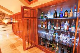 If a splendid drinks cabinet is your heart's desire...