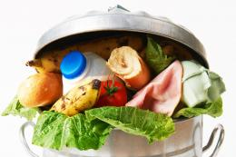 Food waste is a huge problem and one we must all tackle