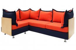 LolaLola modular sofa by Richard Ward of Wawa. www.wawa.co.uk. From £4,095