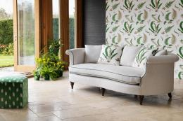 Clanfield sofa by Wesley Barrell, from £3,015. www.wesley-barrell.co.uk
