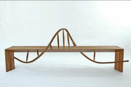 Tay Bench by Angus Ross Ltd www.angusross.co.uk