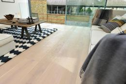 Turgon Flooring based in south London uses a lot of Ukrainian oak and offers a host of colours/finishes. turgonflooring.co.uk