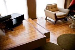 Neapolitan flooring from Smith & Fong. www.smithfongbamboo.co.uk