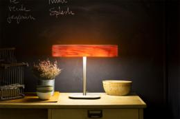 I-Club M table lamp by Burkhard Dammer