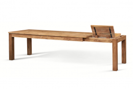 Raft furniture uses reclaimed teak wood and has FSC chain of custody certification. www.raftfurniture.co.uk